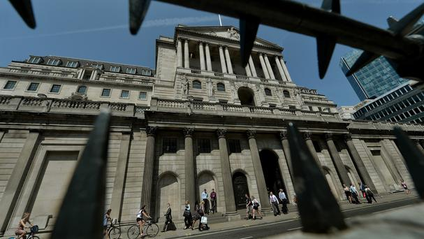 The Bank of England is set to deliver its quarterly outlook