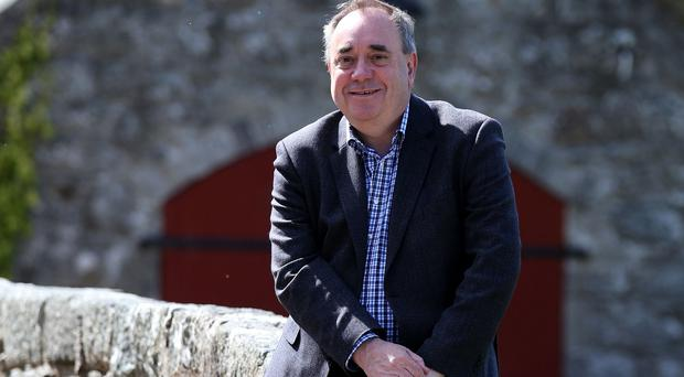 Alex Salmond will speak for the SNP on foreign affairs at Westminster