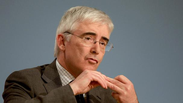 Lord Freud moves up from a junior ministerial post in the Department of Work and Pensions to minister of state rank under Secretary of State Iain Duncan Smith