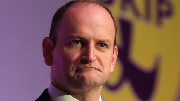 Douglas Carswell is Ukip's only MP