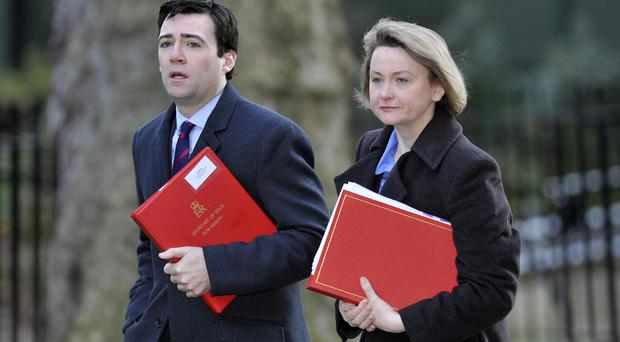 Former Cabinet colleagues Andy Burnham and Yvette Cooper both joined the race to be Labour leader
