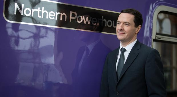 George Osborne will tell cities outside London it is time for them to take control of their own affairs