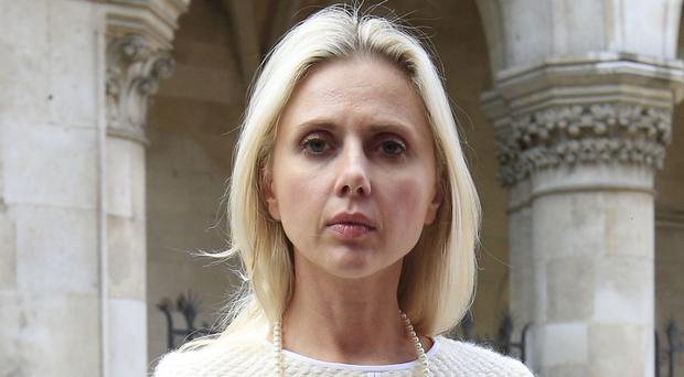 Ekaterina Fields told a High Court judge she was