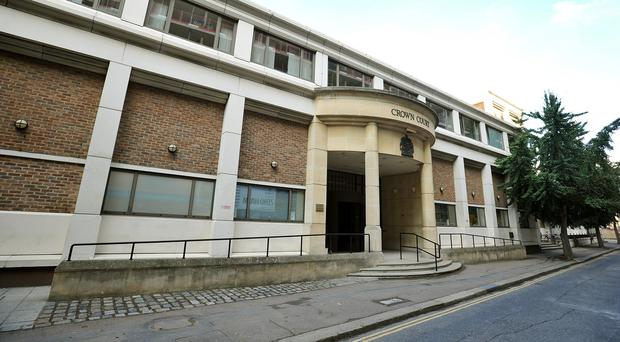 Barry Meyer was sentenced at Blackfriars Crown Court