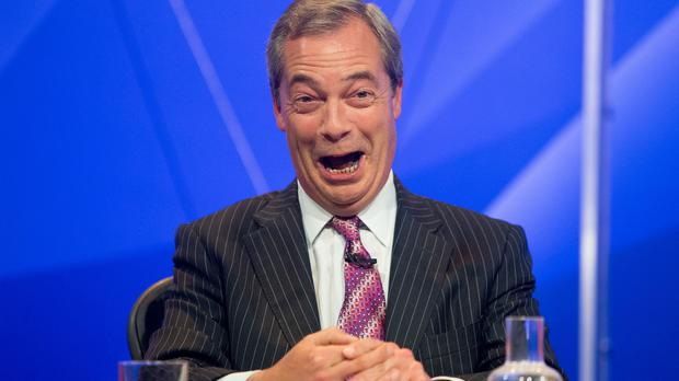 Nigel Farage has said a Ukip leadership contest would be a