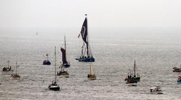 The Little Ships are marking the 75th anniversary of Operation Dynamo