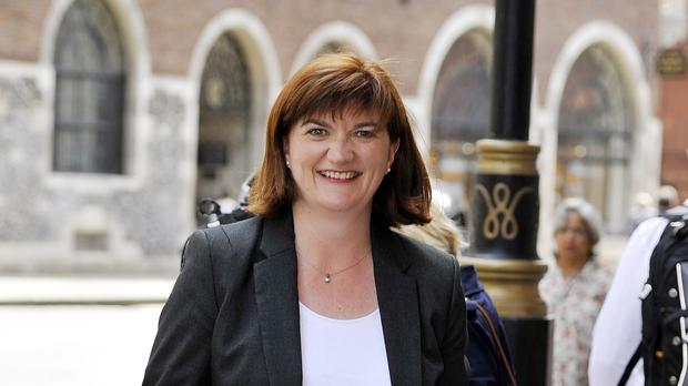 Education Secretary Nicky Morgan wants to speed up the process for tackling failing schools