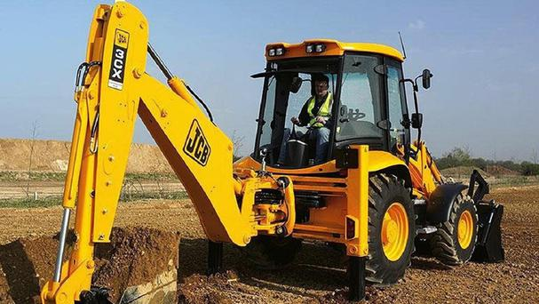 JCB has been helped by a construction boom in the UK