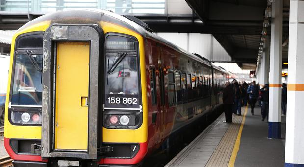 The RMT is warning that rail services will be at a standstill on Tuesday morning if the strike goes ahead