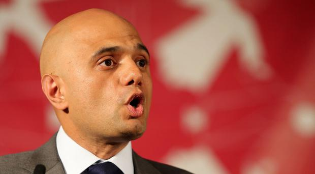 New Business Secretary Sajid Javid is to announce plans to cut billions of pounds from business red tape
