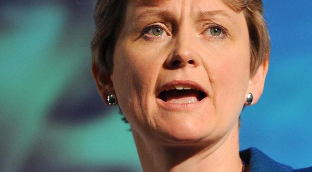 Shadow home secretary Yvette Cooper has condemned Labour's 'anti-business, anti-growth and ultimately anti-worker' stance