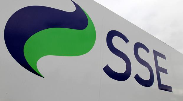 Energy giant SSE blamed 'increasingly challenging and highly competitive market conditions' for a decline in customer accounts
