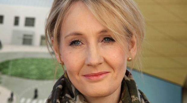JK Rowling said she was happy to bring the legal action to a close