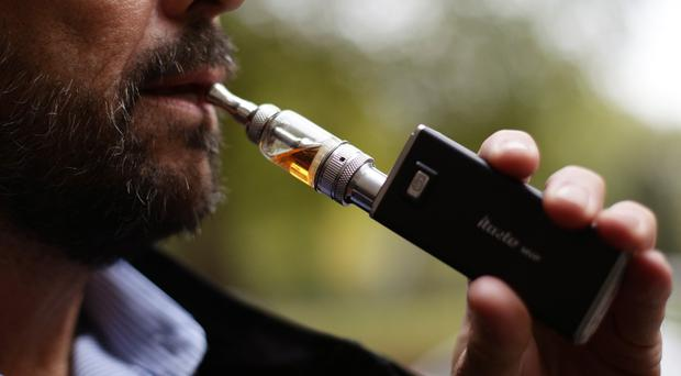 Use of electronic cigarettes is increasing, a study found