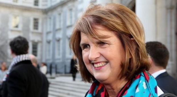 Joan Burton says the reform is about embracing minorities.