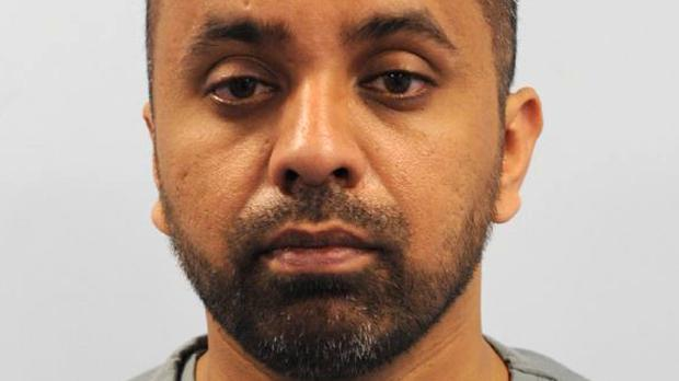 British bomb maker Anis Abid Sardar is the first person to be convicted in a UK court for playing a role in Iraqi uprising