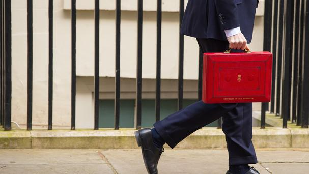 New figures will boost George Osborne ahead of July's Budget
