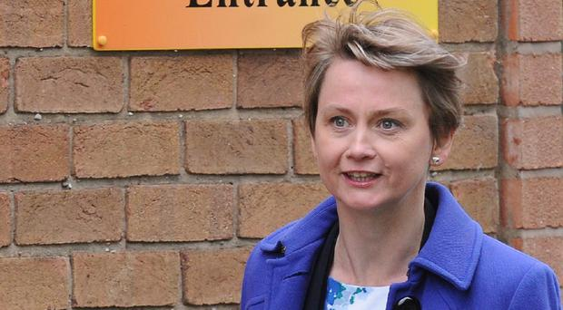 Yvette Cooper said the Labour Party had to 'face some hard truths' after its election defeat