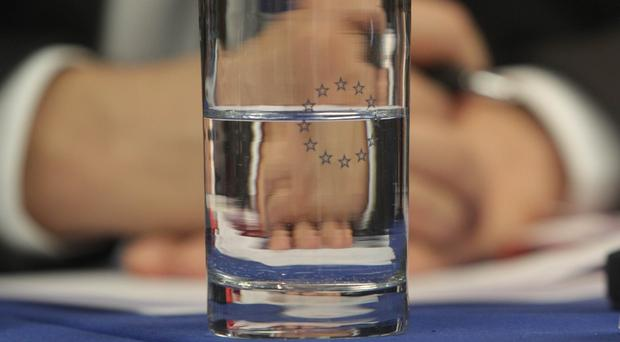 Research suggests that many people drink just one glass of water - or even less - each day