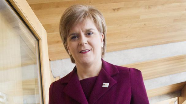 Nicola Sturgeon will meet Ann Budge, chairwoman and chief executive of Heart of Midlothian football club