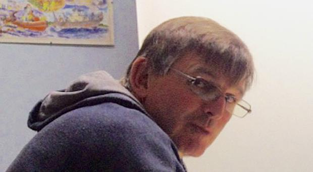 Missing diver Andy Moll