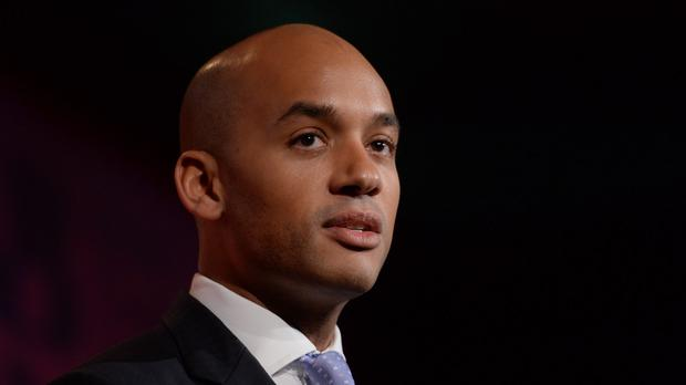 Shadow business secretary Chuka Umunna said Liz Kendall was the leadership candidate who could move Labour 'beyond our comfort zone'