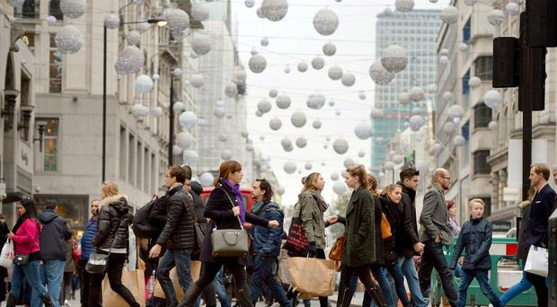 Footfall in Northern Ireland stores was down slightly in May
