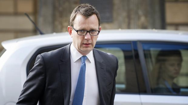Andy Coulson denies lying under oath in the 2010 perjury trial of former Socialist MSP Tommy Sheridan