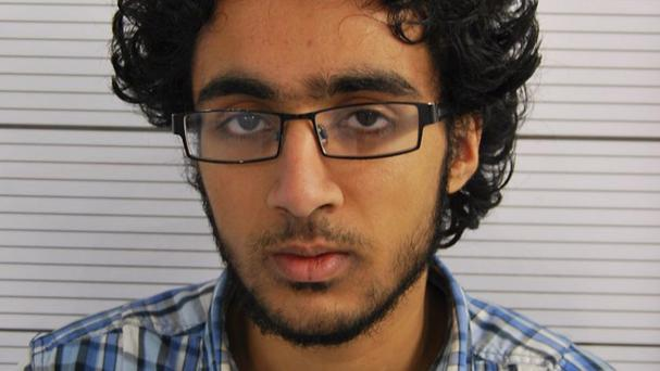 Zakariya Ashiq tried to get into Syria but failed, the court heard