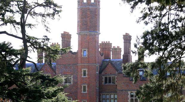 The three men worked at Swaylands School