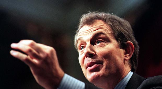 Former prime minister Tony Blair is to step down from his role as Middle East envoy for the UN, the US, the EU and Russia