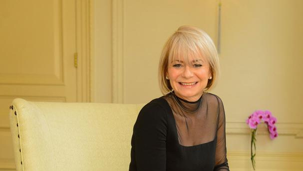 Harriet Green will reportedly donate shares to charity