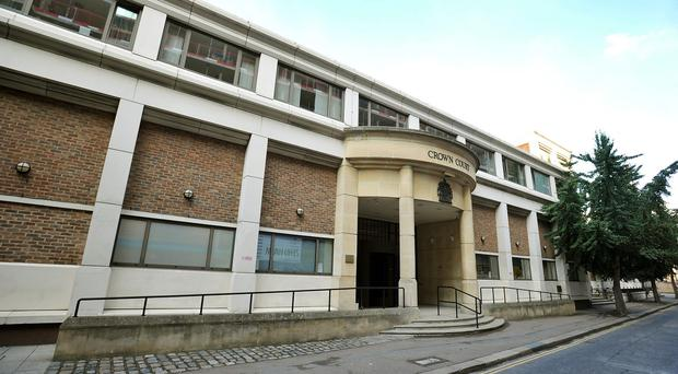 The teenager was sentenced at Blackfriars Crown Court