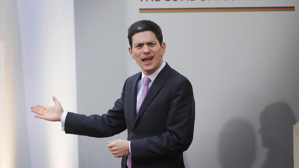 David Miliband said he was part of a Labour team that won elections rather than lost them