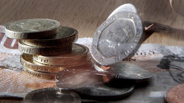 One in eight people said their household financial situations have improved in the last month