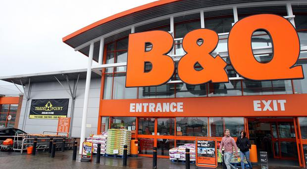 B&Q is to close as many as 60 stores over the next two years