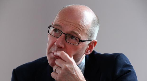 Deputy First Minister John Swinney said SNP MPs are set to table amendments to the Scotland Bill