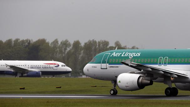 British Airways' owner said it would not increase its offer for Aer Lingus