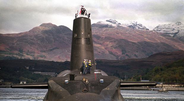 A Ministry of Defence investigation found that neither the operational effectiveness of Trident nor the safety of the public or submariners have been compromised
