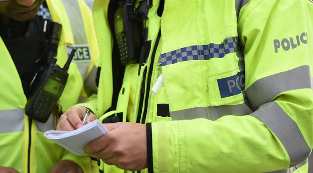 Police are appealing for information about the baby