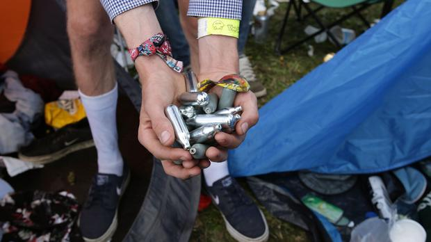 Peddling nitrous oxide will be made a criminal offence under new laws