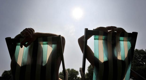 A heatwave is predicted