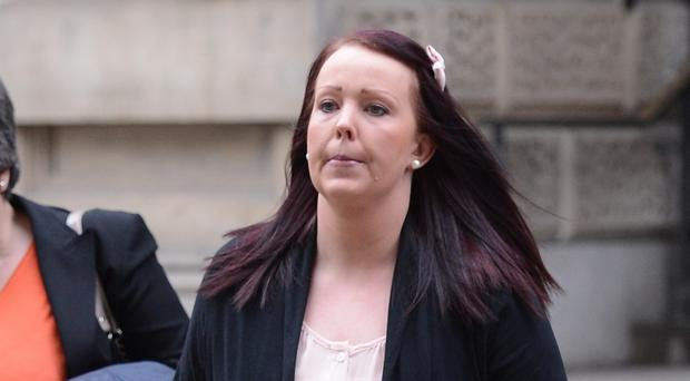 Nurse Rebecca Leighton spent six weeks in custody wrongly accused of the Stepping Hill Hospital murders