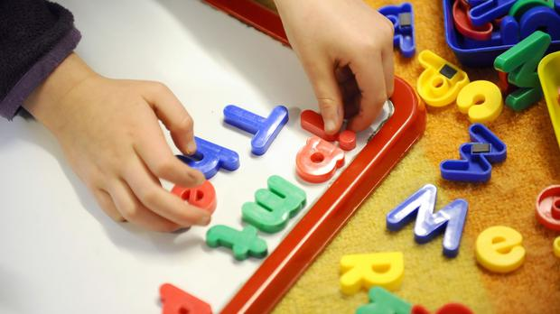 Free childcare reforms are being rolled out a year earlier than planned