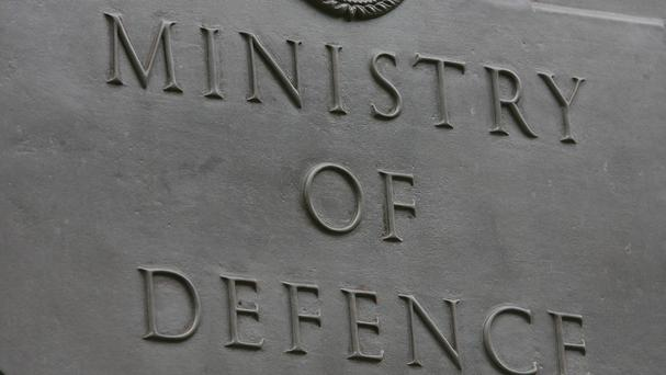 The Ministry of Defence said the incident was being investigated