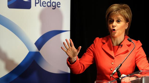 Nicola Sturgeon claims the EU should leave member states with the 'autonomy to tackle pressing problems'