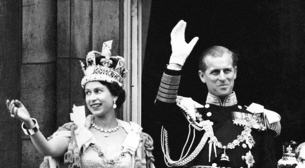 The Queen was crowned on June 2 1953 when she was 27