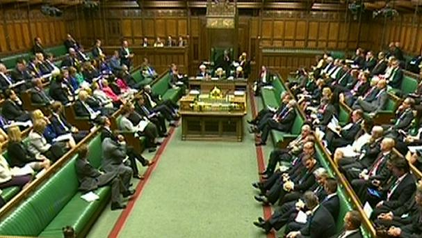 MPs will see their pay increase to £74,000