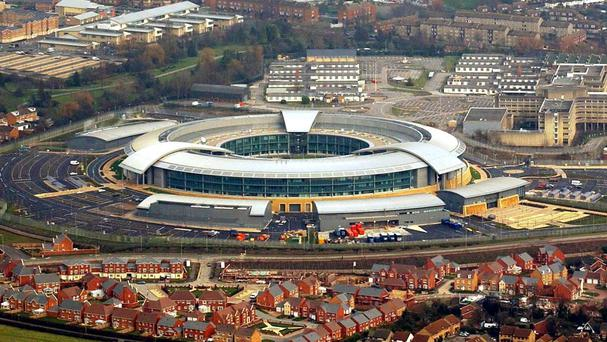 Ciaran Martin said GCHQ uses its legal powers