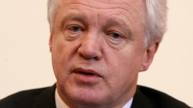 The judicial review action is being brought by Tory former shadow home secretary David Davis (pictured) and Labour backbencher Tom Watson